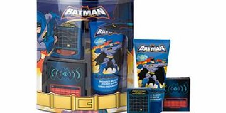 Ready For Action Batman Gift Set 238ml Foam