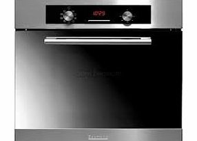 629SS 60Cm Integrated Built-In Multi Electric Oven 5Yr Wrty
