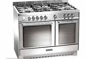 BCD925SS Dual Fuel Range Cooker Free Standing Stainless Steel