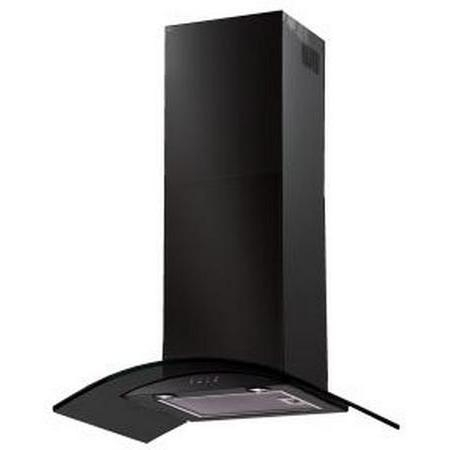 BT6.3BGL Black Chimney Hood 60cm BT6.3BGL