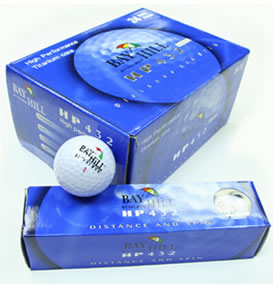 by Palmer HP432 Golf Balls 24 Ball Pack