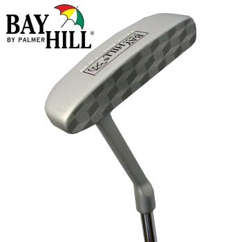 by Palmer Milled Face III Putter
