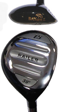 Railer 9 Wood - Mens