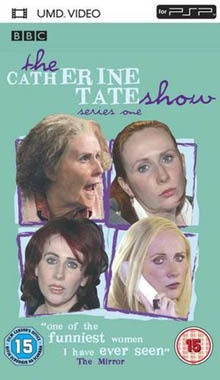 BBC Multimedia Catherine Tate Show Series 1 UMD Movie PSP