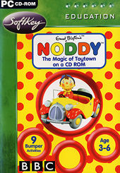 Noddy The Magic Of Toy Town PC