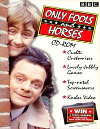 BBC Multimedia Only Fools & Horses PC