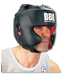 BBE Boxing Head Guard