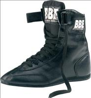Leather Boxing Boots - SIZE 9