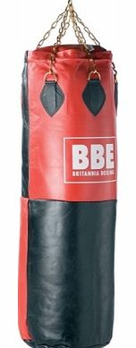 Super Impact Leather Punchbag 4 (BBE092)