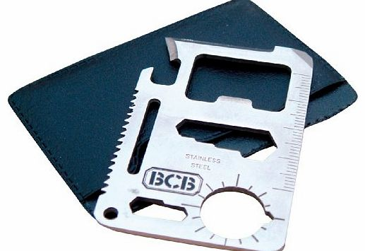 CM024 Stainless Steel Credit Card Multi Tool
