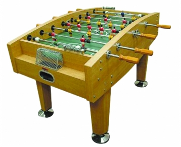 46` Deluxe WEMBLEY Football Table