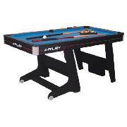 5 Vertical Folding Pool Table
