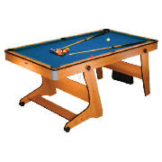 6 Vertical Folding Pool Table