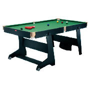 6 Vertical Folding Snooker/ Pool Table with