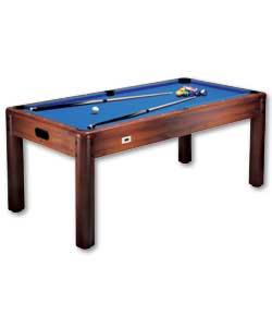 6ft 4 in 1 Games Table