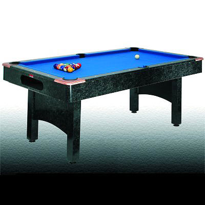 6ft American Pool Table (BT6R-BLK) (BCE BT6R-BLK