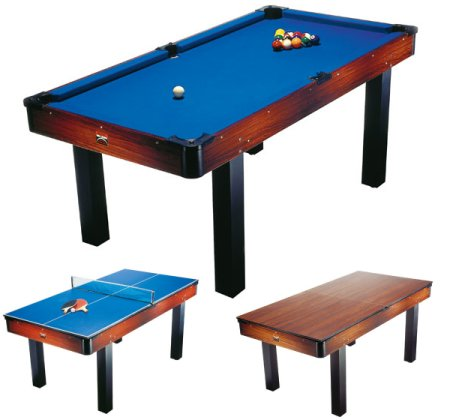 6Ft Pool Table / Table Tennis Top