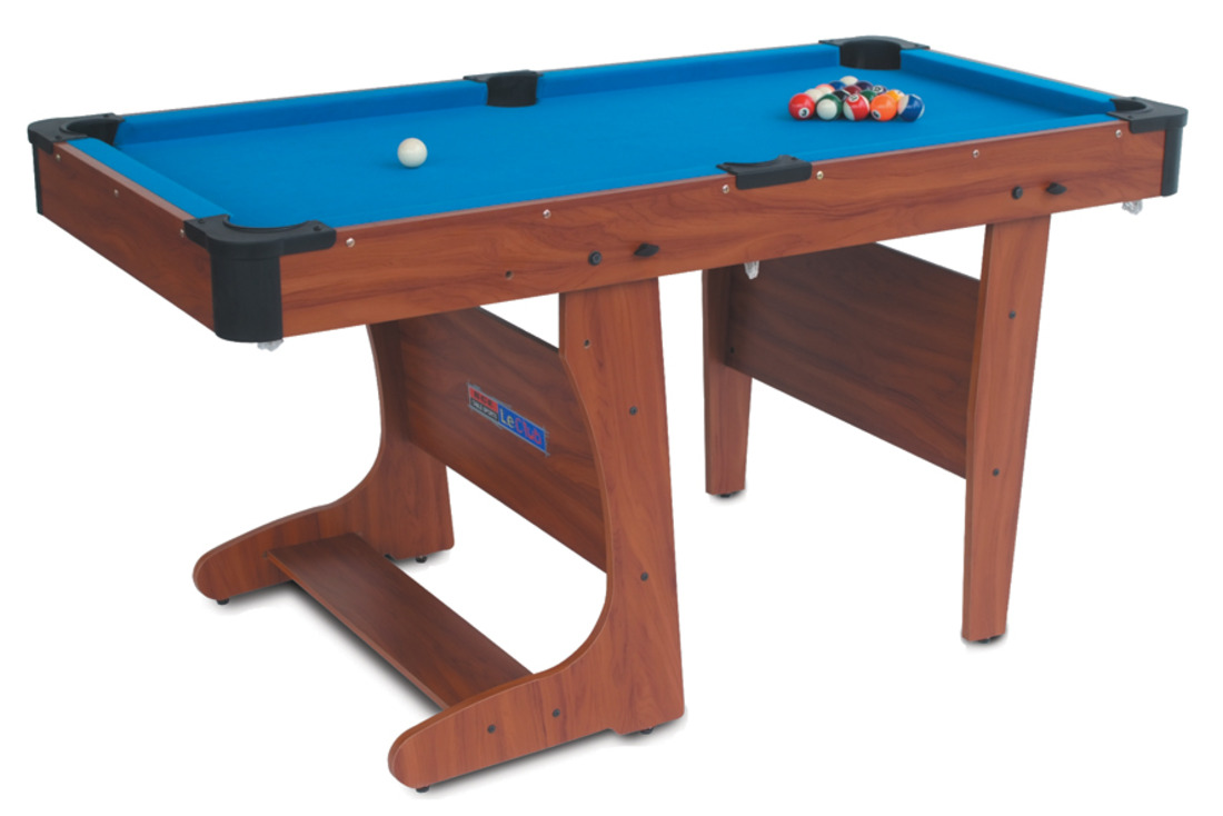 Clifton 6ft Vertical Folding Pool Table