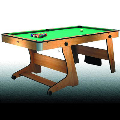 FP-6 6ft Vertical Folding Pool Table FP-6
