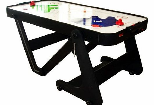 H6D-222 6 Foot Electronic Air Hockey Table