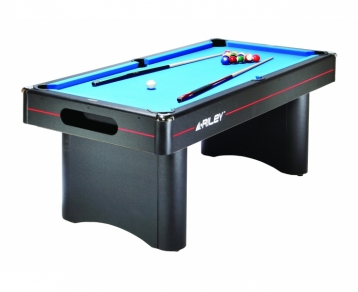 Riley 6 Pool Table With Ball Return