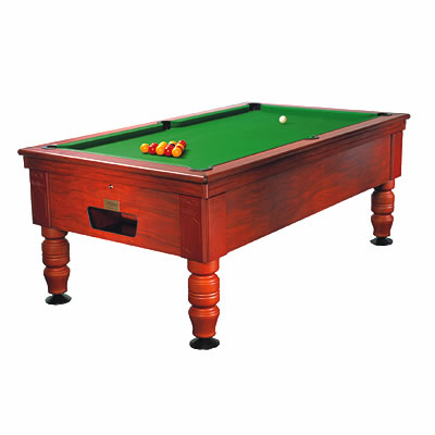 WPT-6 Westbury 6ft Coin Operated Pool Table (WPT-6 Coin-op)
