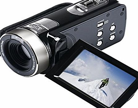 BDJ Full HD 1080P 24MP Digital Video Camcorder Camera DV HDMI 3 TFT LCD 16X ZOOM