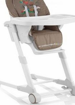 BE COOL Highchair Picnic Sable