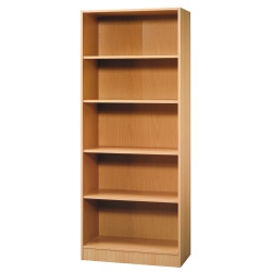 ` Executive Tall Bookcase - Beech 80W x