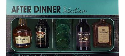 After Dinner Drinks Selection 4 Bottle Gift Pack