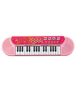 Beanstalk My 1st Electronic Keyboard - Pink