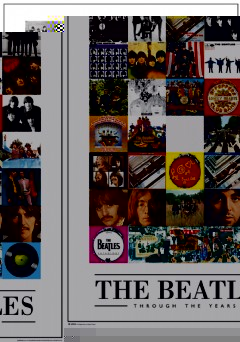 The Beatles Through The Years Poster