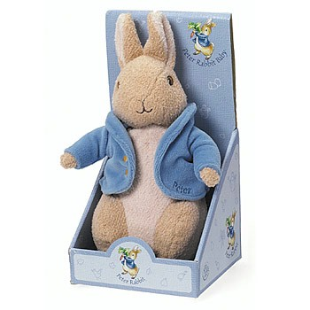- My First Peter Rabbit