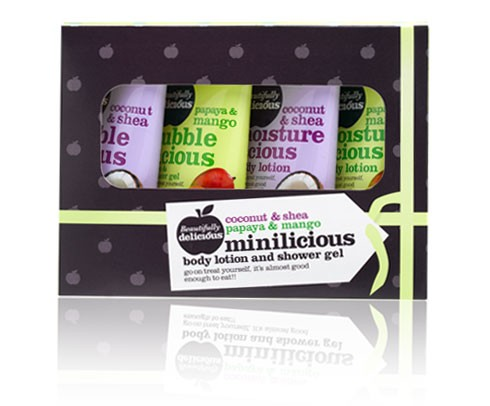Minilicious Bath & Shower and Body Lotion Gift Set