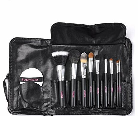 Beauty-Boxes Professional Set of Make-Up Brushes - Set of 9