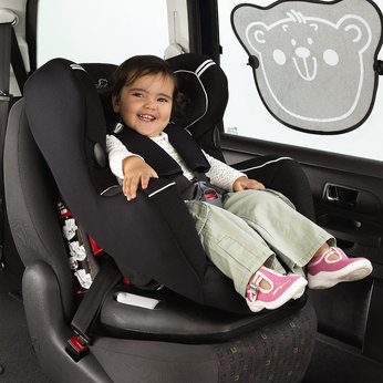Iseos TT Car Seat in Black Oxygen
