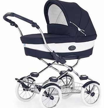 Grand Style Combination Pushchair - Oxford Blue