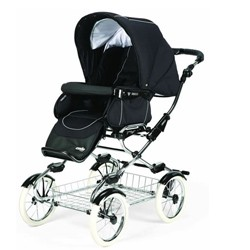 Grand Stylo with Seat and Carrycot