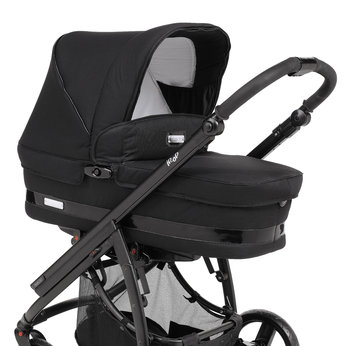 Ip-op Carrycot in Jet Black