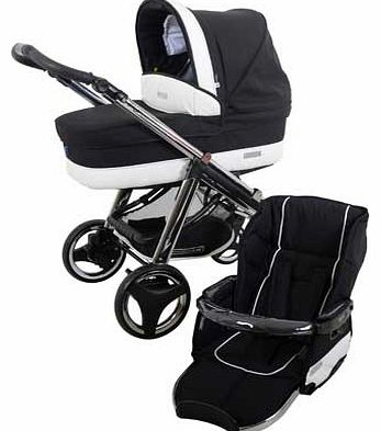 Ip-Op Evolution Combination Pushchair -