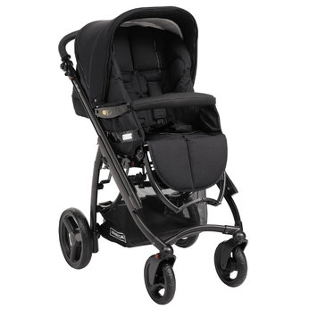 Ip-op Pushchair in Jet Black