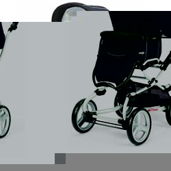 Stylo with Seat and Carrycot