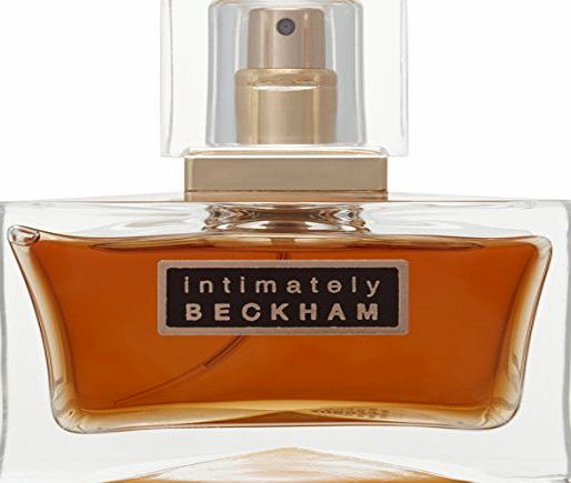 Beckham David Beckham, Intimately Beckham, Eau de Toilette for Him, 75 ml