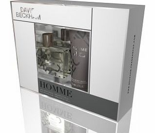 Homme Giftset - 50ml Aftershave  200ml