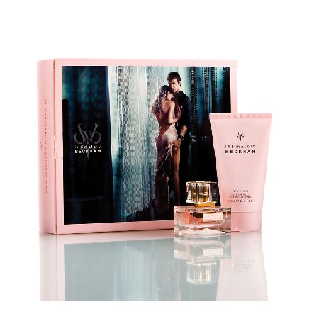 Intimately Beckham For Women. 30ml Giftset