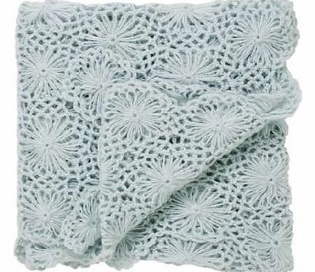 Bedeck Melodie White Collection Honesty Crochet