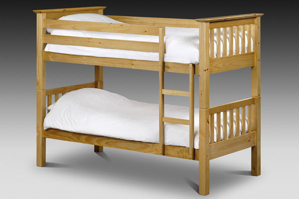 Barcelona Bunk Bed Single 90cm