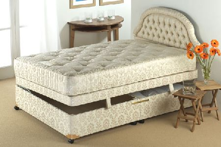Bedworld discount king size beds for Cheap king size divan