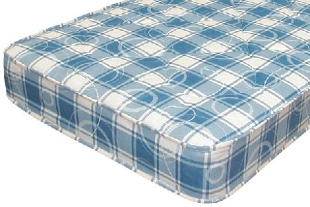 Bedstead Cotton Comfort Mattress Double