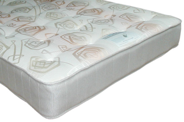 Bedstead Deluxe Mattress Save Upto £70.00 Single